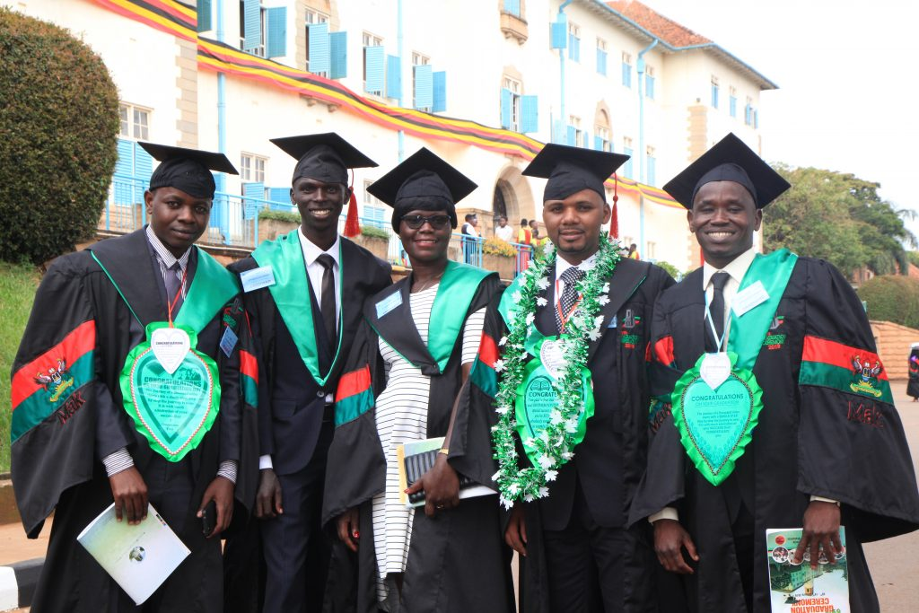 - 69th Graduation CAES Masters Graduands