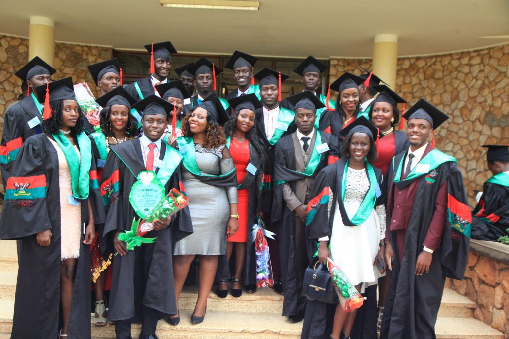 - 69th Graduation CAES Undergraduate graduands