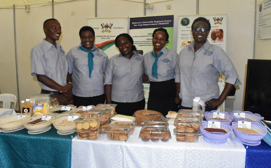 - Part of MaRCCI team exhibiting at Speke Resort Munyonyo