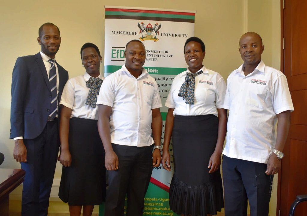 - EfD-Mak Centre Administrative Team