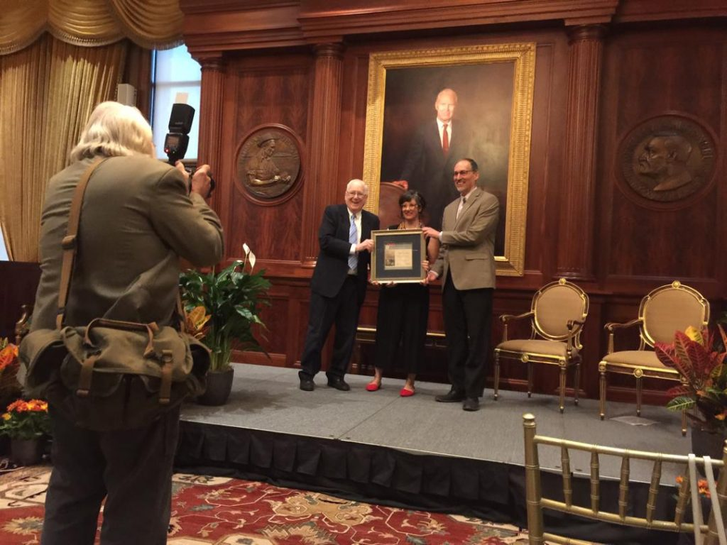 - Dr. Hale Ann Tufan winner of The World Food Prize event was held on 16th October 2019 in Des Moines Iowa, USA